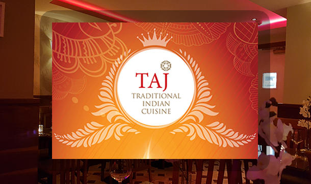 Taj Traditional Indian Cuisine (Blackrock)