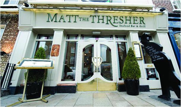 Matt The Thresher - Review