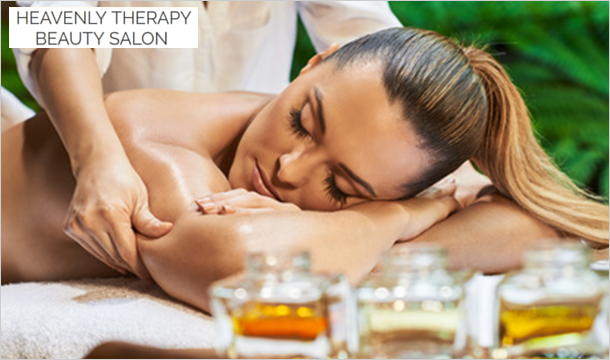 Win a Luxury Pamper Package at Heavenly Therapy, Delgany, Wicklow!