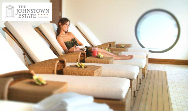 Win a VIP Elemis Spa Day with Prosecco at The Johnstown Estate Hotel & Spa, Enfield, Meath