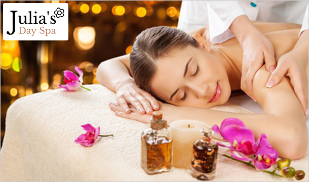 Julia 39 s day spa save up to 73 for 3 day spa