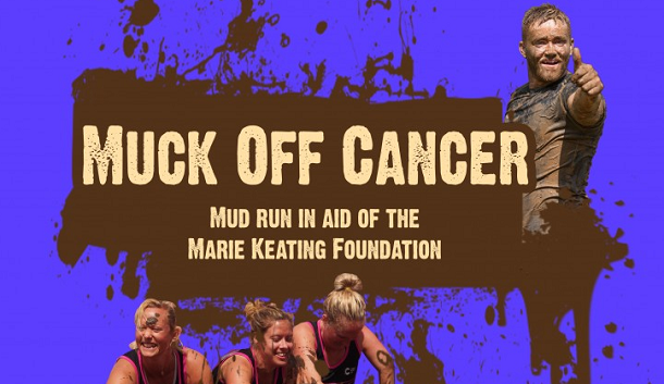 Marie Keating Foundation – Pigsback Charity Partner