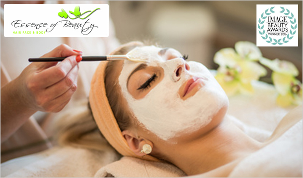 Win a Deep Neck & Shoulder Massage plus much more at Essence of Beauty, Dun Laoghaire