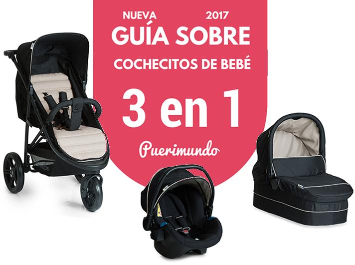 Cómo elegir un carrito de bebé 3 piezas entre los más recomendados