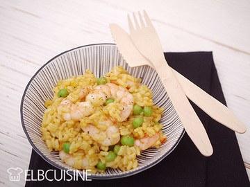 Rezept 15-Minuten-Paella nach ELBCUISINE – kindertauglich, köstlich und superschnell