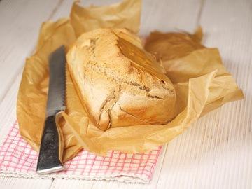 Rezept 3-Minuten-Vollkorn-Brot – ein wirklich schnelles Brot, dass köstlich schmeckt und gesund ist!
