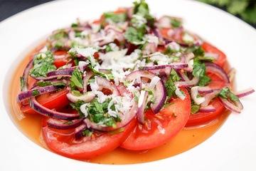 Rezept 3 Variationen Tomatensalat