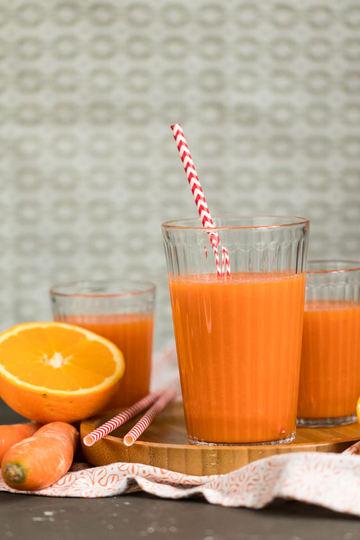 Rezept ACE-Smoothie mit Karotte