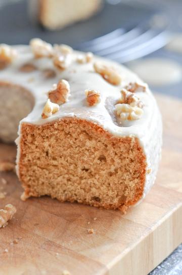 Rezept Ahornsirupkuchen