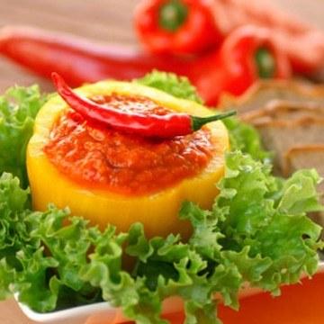 Rezept Ajvar | Vegetarischer Aufstrich