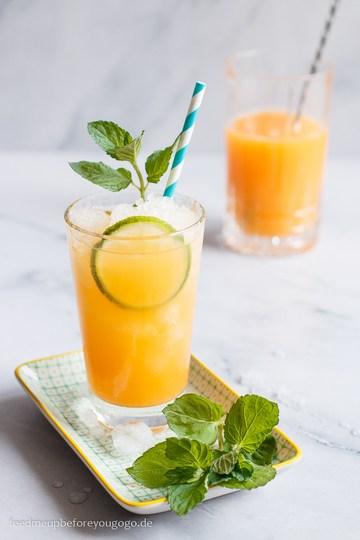 Rezept Alkoholfreier Crodino-Ingwer-Tonic