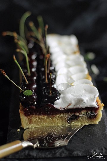 Rezept Amarena Kirsch Tarte