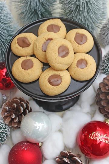 Rezept Amarettokugeln mit Schokolade – Weihnachtsplätzchen Rezept