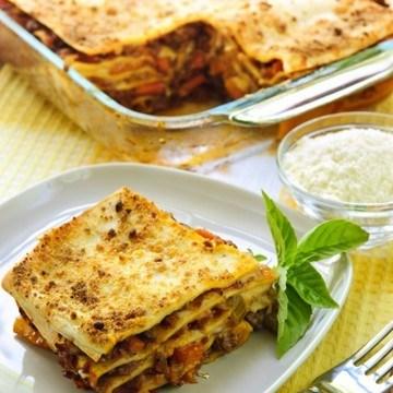 Rezept American Lasagne