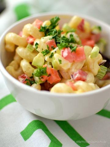 Rezept American Macaroni Salad