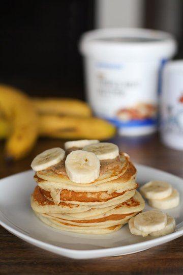 Rezept American Pancakes Rezept mit Buttermilch