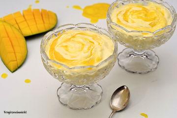 Rezept Amrakhand – Mango-Joghurt