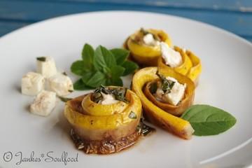 Rezept Antipasti-Zucchini