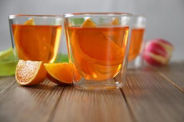 Rezept Aperol Spritz zum löffeln
