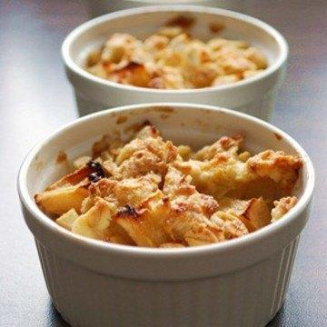 Rezept Apfel-Birnen-Crumble