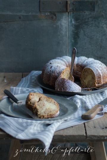 Rezept Apfel-Cheesecake