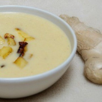 Rezept Apfel-Curry-Suppe