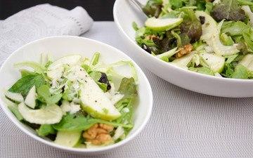 Rezept Apfel-Fenchel-Salat
