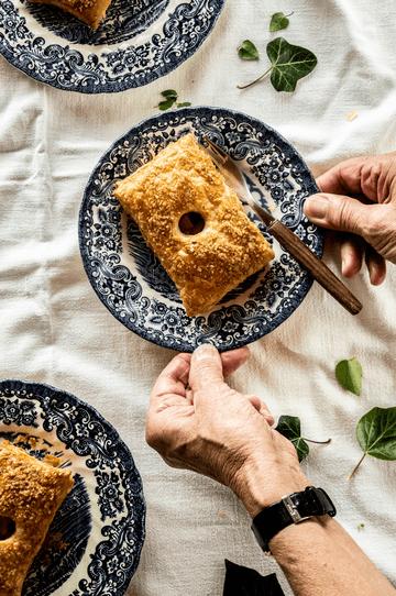 Rezept Apfel Hand Pies