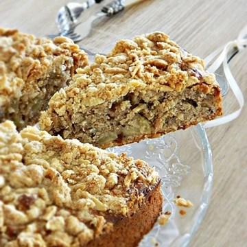 Rezept Apfel-Haselnüss-Kuchen