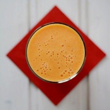 Rezept Apfel-Karotten-Smoothie