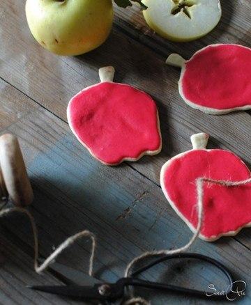 Rezept Apfel Kekse