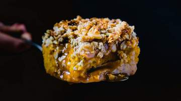 Rezept Apfel Kürbiskuchen