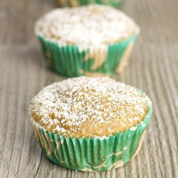 Rezept Apfel-Muffins