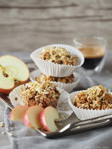 Rezept Apfel-Müsli-Muffins