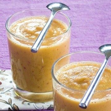 Rezept Apfel-Pfirsich-Mousse