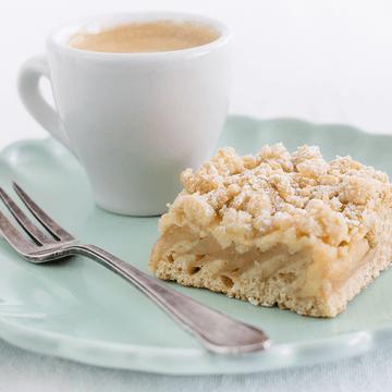 Rezept Apfel-Pudding-Kuchen