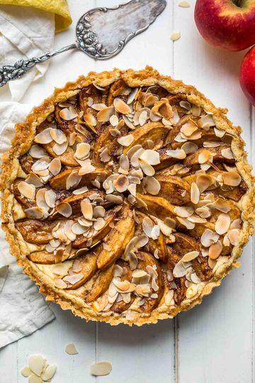 Rezept Apfel-Quark-Kuchen