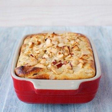 Rezept Apfel-Quark-Lasagne
