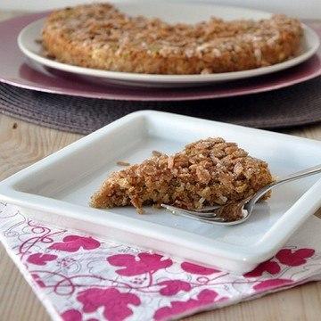 Rezept Apfel Qunoa Kuchen