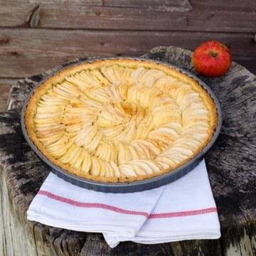 Rezept Apfel Ricotta Tarte