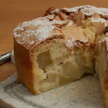 Rezept Apfel - Scharlotka