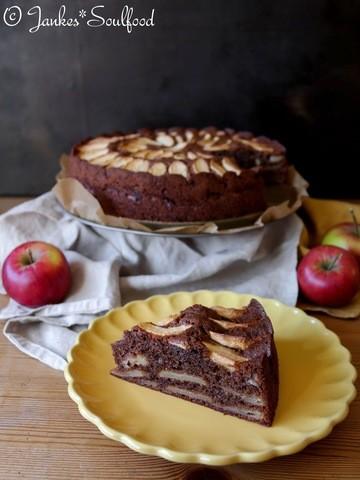 Rezept Apfel-Schichtkuchen