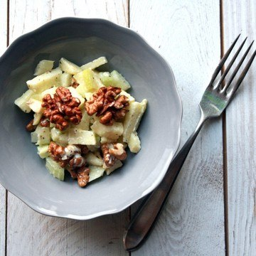 Rezept Apfel-Sellerie-Salat