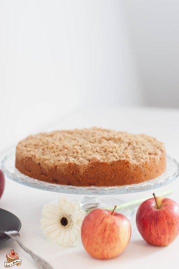 Rezept Apfel-Streusel-Kuchen