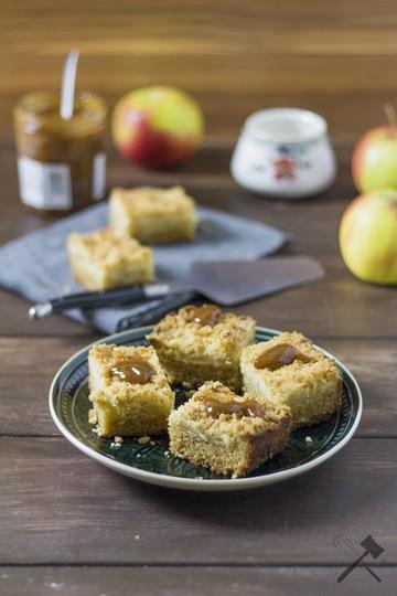Rezept Apfel Streuselkuchen