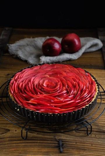 Rezept Apfel-Tarte