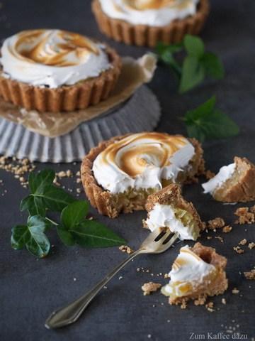 Rezept Apfel-Tartelettes mit Baiser