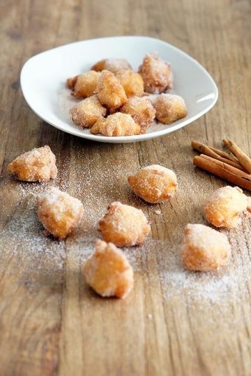 Rezept Apfel-Zimt-Bällchen