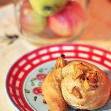 Rezept Apfel-Zimtschnecken