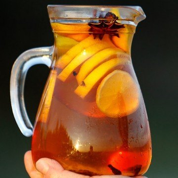 Rezept Apfel-Zitronen-Limonade